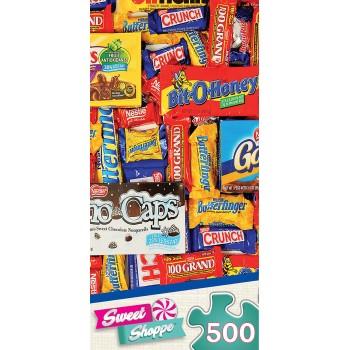 Пъзел Master Pieces от 500 части - Шоколадови изкушения