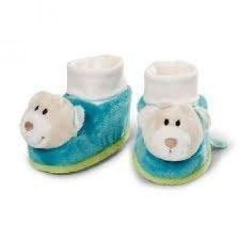 Бебешки пантофки Меченца