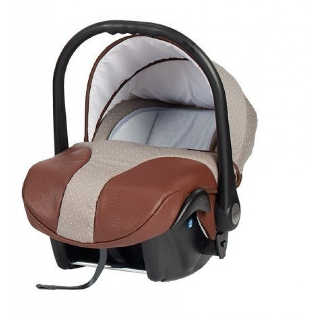 Бебешко кошче за кола, Neo Style, Baby Merc бежово и кафяво