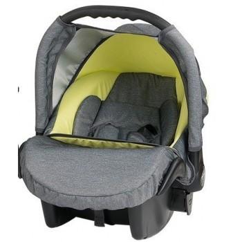 Бебешко кошче за кола Baby Merc Zipy - Светло зелено