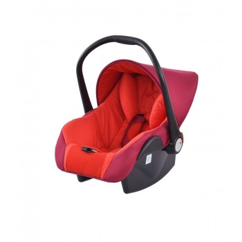 Бебешко кошче за кола Zooper, Flaming Plaid, Червено