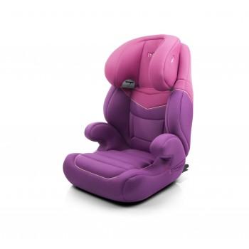 Детско столче за кола ZITI FIX Urban - 15-36 кг - Розово