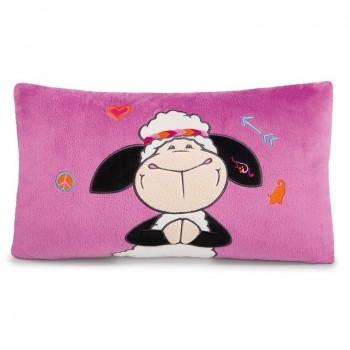 Възглавничка за гушкане с образа на овцата Jolly Malou
