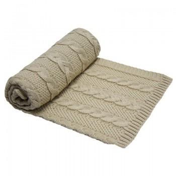 Бебешко одеяло, бежово