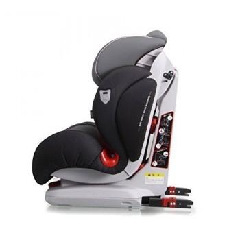 Столче за кола Penta Fix 1/2/3 (9-36 kg)-Сиво