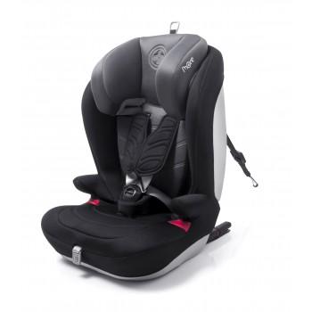 Детско столче за кола Ziklo - сиво, 9-36 кг.