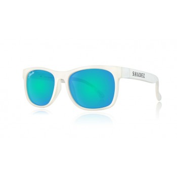 Детски слънчеви очила Shadez Poloraized VIP 7+ години светло сини