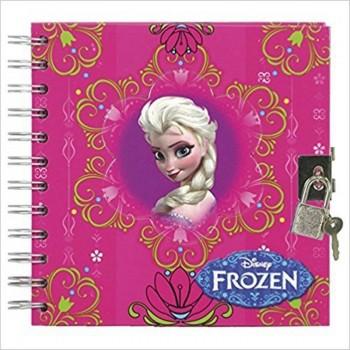 Дневник със заключване Frozen