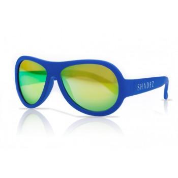 Детски слънчеви очила Shadez Classics от 3 - 7 години сини