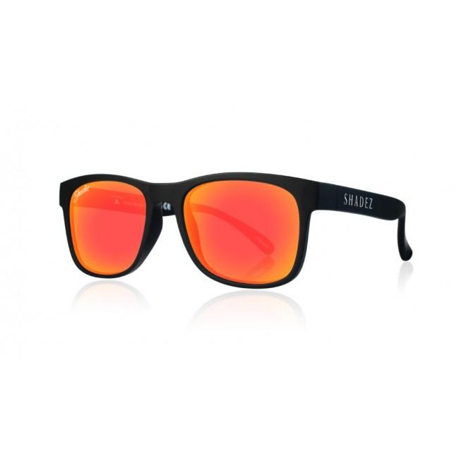 Детски слънчеви очила Shadez Poloraized VIP 7+ години червени