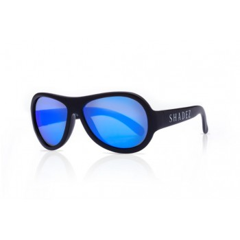 Детски слънчеви очила Shadez Classics от 3 - 7 години черни