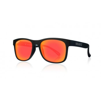 Детски слънчеви очила Shadez Poloraized VIP от 3-7 години червени