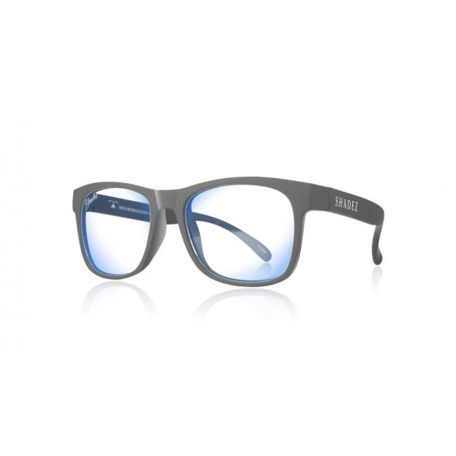 Детски очила за работа с компютър Shadez Blue Light от 3-7 години сиви
