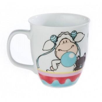 Порцеланова чаша овцата Jolly