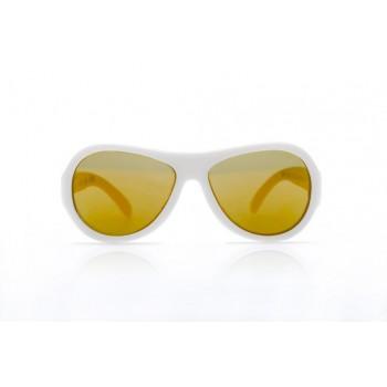 Детски слънчеви очила Shadez Classics за 7+ години бели