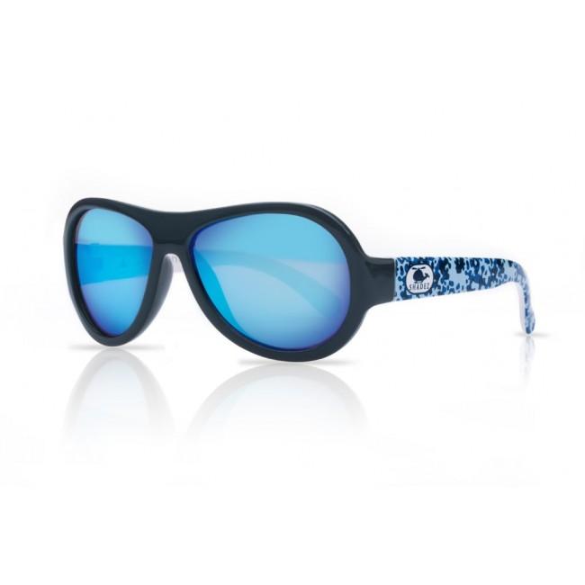 Детски слънчеви очила Shadez Designers Helicopter Camo от 3-7 години