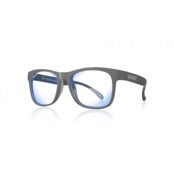 Детски очила за работа с компютър Shadez Blue Light 7+ години сиви