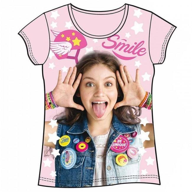 Тениска за момиче - Сой Луна