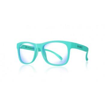 Детски очила за работа с компютър Shadez Blue Light 7+ години тюркоазени