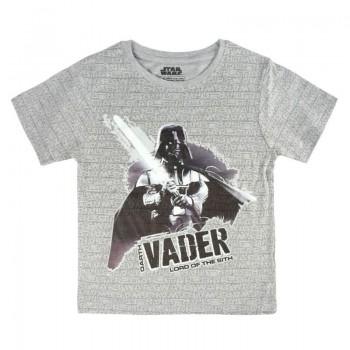 Детски тениски сива и черна - Star Wars